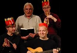 Pit Knorr und die eiligen drei Könige