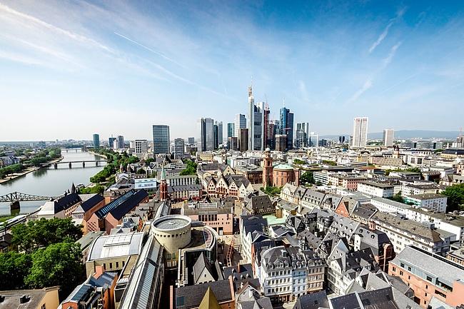 Frankfurt digital - Ein Stadtrundgang der etwas anderen Art