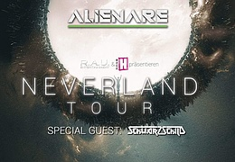 Alienare - Neverland Tour