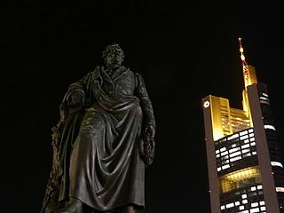 Goetheplakette der Stadt Frankfurt für den Filmkomponisten Hans Zimmer