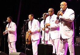 The Temptations Review: Motown Gold Greatest Hits