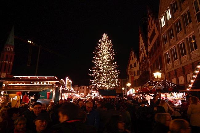 Die schönsten Weihnachtsmärkte in und um Frankfurt
