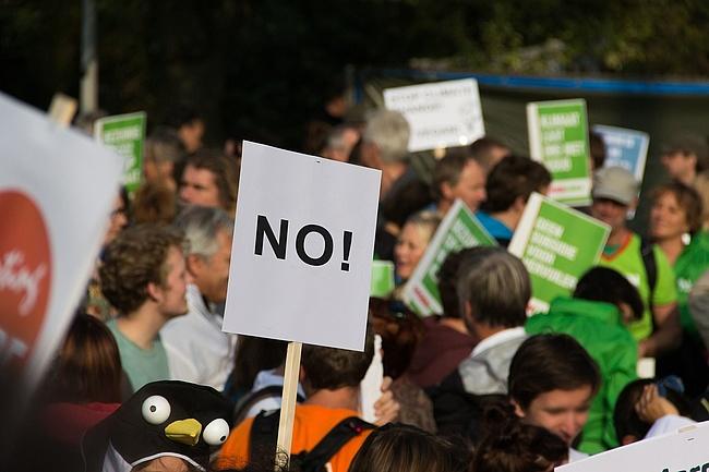 Gleich drei Großdemos am Samstag in Frankfurt - Tram und Bus stark eingeschränkt