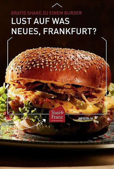 Sissi + Franz Burgerrestaurant
