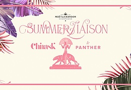 CHINASKI ✕ LE PANTHER SUMMER LIAISON presents: DELICIOUS WHITE