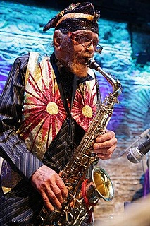 Sun Ra Arkestra - Marshall Allen`s 95th Birthday Celebration Tour