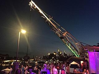 Die Sommerwerft 2019 an der Weseler Werft feiert Kultur am Main