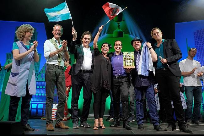 Cocina Argentina gewinnt beim Grüne Soße Festival 2019
