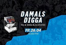 Adlib Damals Digga - 90s 2000s Blackbeats
