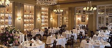 Festival-Menü im Grandhotel Hessischer Hof