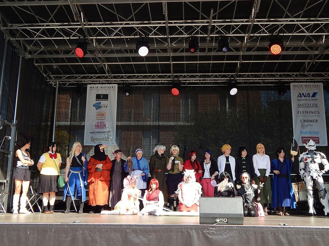Japanisches Fest Frankfurt