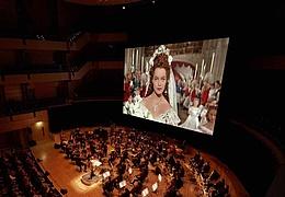 Sissi - Der Originalfilm mit Live-Orchester (Teil 1)