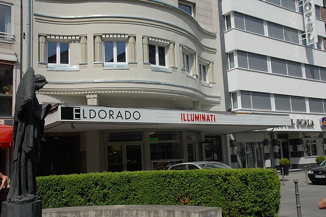 The ELDORADO stays - Arthouse Kinos Frankfurt save the traditional cinema