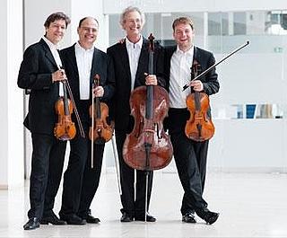 Hindemith Quartett Debussy - Schnittke, Kadiša, Bröder Ton