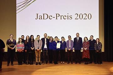 Nippon Connection e.V. mit dem JaDe-Preis ausgezeichnet