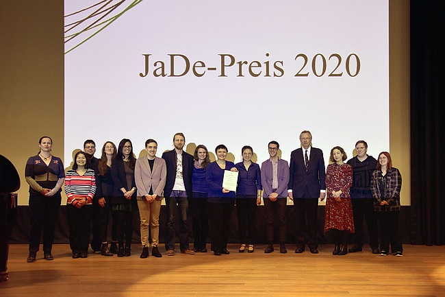 Nippon Connection e.V. awarded the JaDe prize