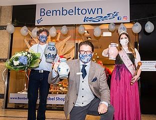 Bembeltown opens Pop-Up Store in Hessen-Center Frankfurt