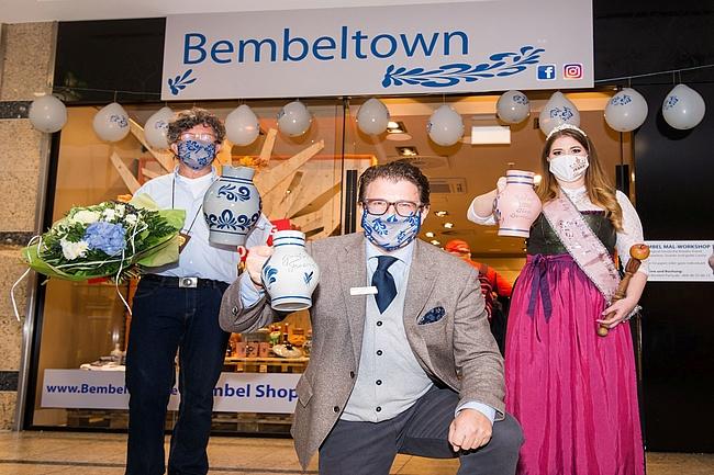 Bembeltown opens Pop-Up Store