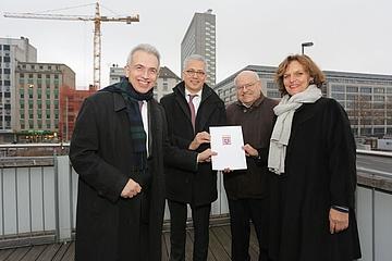 Bahnhofsvorplatz Höchst wird umgebaut