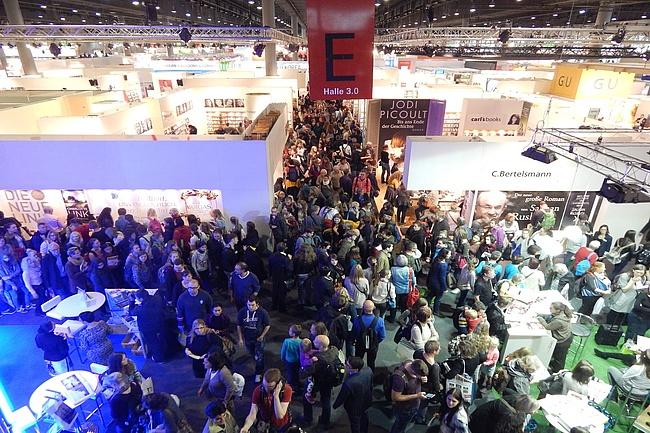 71. Frankfurter Buchmesse in Zeiten des globalen Umbruchs
