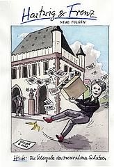 Caricatura Museum erwirbt hunderte Zeichnungen von Greser & Lenz