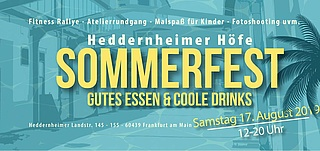 Sommerfest Heddernheimer Höfe