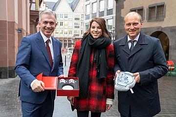 Gäste- und Übernachtungszahlen in Frankfurt auf Rekordhoch!