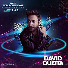 David Guetta kommt nach Frankfurt zum BigCityBeats WORLD CLUB DOME 2019