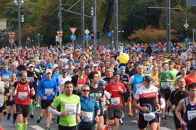Mainova Frankfurt Marathon 2020 findet nicht statt