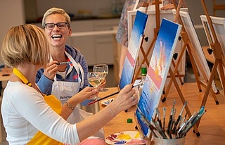 Painting Party – Nordlichter