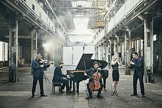 """Herbstkonzerte der Darmstädter Residenzfestspiele - Spark mit """"Bach - Berio - Beatles"""""""