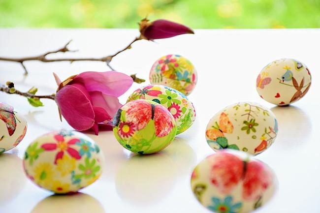 Easter in Frankfurt 2020