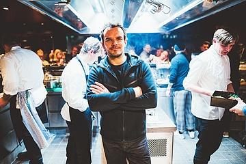 GO by Steffen Henssler – TV-Koch bringt sein Sushi nach Frankfurt