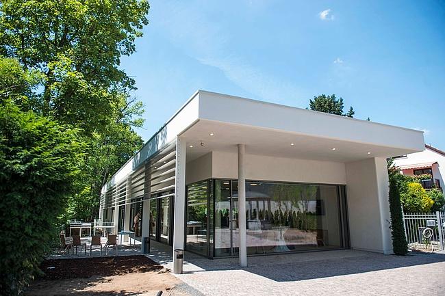 Atelier PetriHaus Wolfgang Steubing in Rödelheim eingeweiht