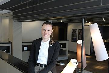 Melanie Simone Seiler ist neuer Front Office Manager im Le Méridien Frankfurt