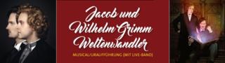 Festspiele Hanau: Jacob und Wilhelm - Weltenwandler