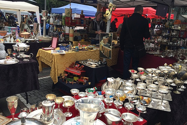 Flea market will take place from 25 January on the northern bank of the Main