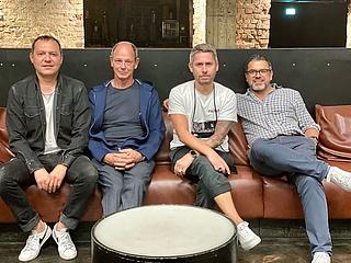 Initiative Gastronomie Frankfurt: Madjid Djamegari und James Ardinast erneut als Vorstände gewählt