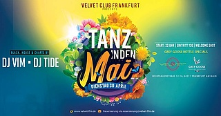 VELVET CLUB Tanz in den Mai