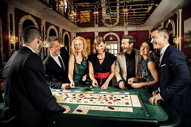 Spielbank Bad Homburg - Luck lies at the gates of Frankfurt