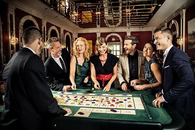 Spielbank Bad Homburg - Das Glück liegt vor den Toren Frankfurts