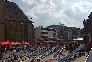 Spielstadt Frankfurt - Stadtspielfest an der Hauptwache