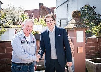 Hessen-Center Frankfurt ist neues Mitglied im Gewerbeverein Bergen-Enkheim e.V.