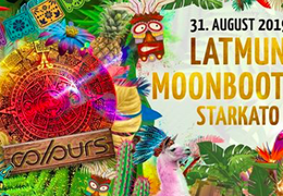 Colours: Latmun & Moonbootica