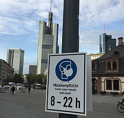 Crisis Committee decides on further corona measures for Frankfurt