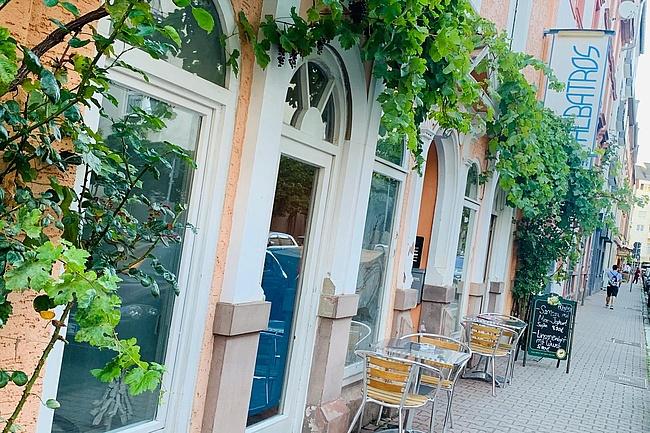 Café Albatros ist wieder da!
