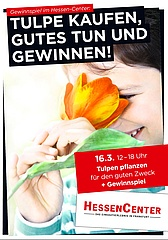 Im Hessen-Center Frankfurt den Frühling begrüßen