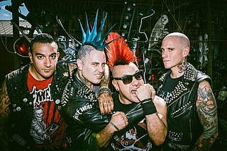 The Casualties and Total Chaos