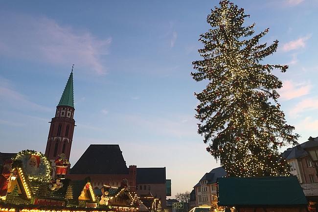 Der Frankfurter Weihnachtsmarkt