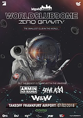 BigCityBeats presents world's first Zero Gravity Party